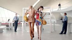 Films of Fashion - Longchamp S/S 2013 Campaign You Should Be Dancing