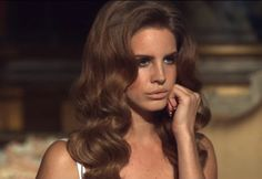 Lana del Rey's 'bedroom look' in her Born to Die video is very Brigitte Bardot-esque.