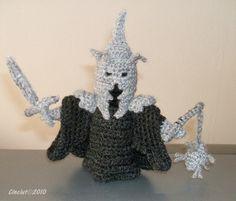 Nazgul crochet pattern