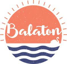 Balaton retro póló minta - Pólómánia Beach House, Beautiful, Art, Beach Homes, Kunst, Art Education, Artworks