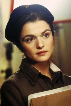 Rachel Weisz in Enemy at the Gates