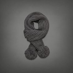 Pretty Knit Scarf | Abercrombie.com | Check out our Pin To Win Challenge at http://on.fb.me/UfLuQd