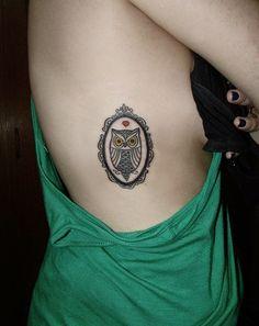 Belagoria | la web de los tatuajes : Tatuajes de búhos: significado e ideas originales