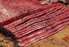 Pastrami. We consider it the other corned beef. We also consider it darn easy to make it yourself.