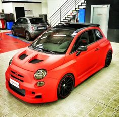 Fiat 500l, Fiat Abarth, 2012 Fiat 500, New Fiat, Smart Car, Karting, Performance Cars, Custom Cars, Cars And Motorcycles