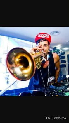 Timmy trumpet<3 Will Sparks, Man Candy, Trumpet, Edm, My Music, Captain Hat, Husband, Stars, People