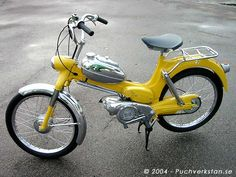 1970 Puch Florida, MV 50 DKF