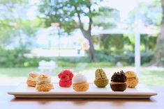 Located in a private residential building off Jalan Besar, Ollella is a brand new café-bakery that specialized in freshly baked choux.