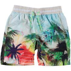 Vingino zwemshort BOY Sunny Days, Sunnies, Men's Swimwear, Shorts, Boys, Water, Fashion, Bermudas, Baby Boys