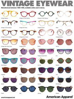 b84e626d0cc5 Vintage Sunglasses Trends - Vintage Sunglasses from the 60s to the 90s  Sunglasses are an essential