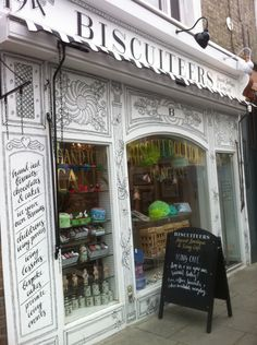 Going here!!!!!   Biscuiteers Icing Cafe, London