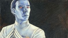 "Should Timothy Zahn's awesome ""Thrawn""-trilogy ever be made into movies, I have one request: cast Benedict Cumberbatch as the Grand Admiral. Because of reasons. I likely wouldn't survive watching it, but that'd be ok."