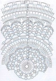 Terrific Screen Crochet Doilies circle Suggestions Although many of the doilies that you see in stores today are made from paper or machine lace, you w Motif Mandala Crochet, Crochet Doily Diagram, Crochet Circles, Crochet Stitches Patterns, Crochet Round, Crochet Chart, Crochet Squares, Crochet Home, Thread Crochet