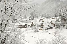 Ainokura Village. Foto de TokyoViews