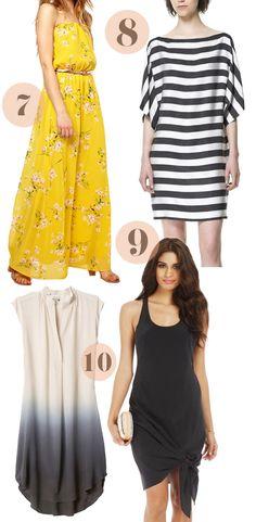 10 HOT Summer Dresses