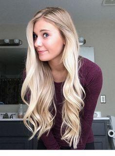 57349cb45375 20 Latest Hottest Haircuts and Blonde for Long Hair  blondehaircut   longhair ⋆ sandraanggraini.com