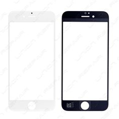 Replacement for iPhone Front Glass - White Specifications: Color: White Screen Size: inches Material: Glass Compatibility: iPhone Features: This item include the iPhone glass. Iphone 6s Features, Screen Size, Phone Cases, Glass, Color, Colour, Drinkware, Colors, Yuri
