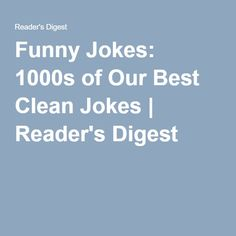 Jokes funny pictures free cartoons humor fun pages and more!