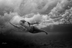 Sarah Lee's underwater photography