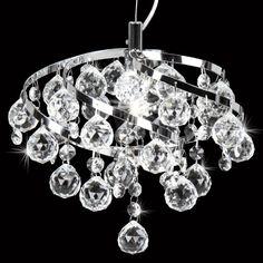 lampadario-gocce-luce-light-illuminazione-lampadari-moderni ... - Illuminazione Soggiorno E Sala Da Pranzo 2