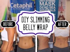 Detox Body Wrap DIY Projects | Do It Yourself Projects and Crafts