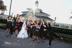 Strike a pose! #Disney #wedding #SeaBreezePoint #BoardWalk. Photo: Mike, Disney Fine Art Photography