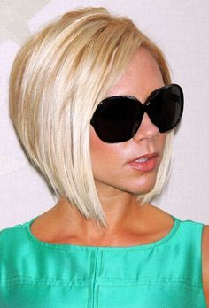 Victoria Beckham Short Hair | victoria beckham short haircut pictures