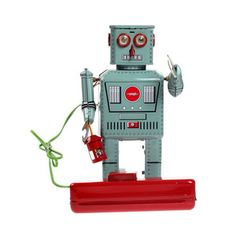 Lantern Robot, $120, now featured on Fab.
