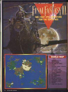 259 Best Final Fantasy iv images | Final fantasy iv, Finals, Gaming
