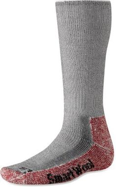 Great heavy-weight sock. My wife usually always wears SmartWool since we live in Fairbanks where the temperatures can reach -50 below.     $23.95 at REI
