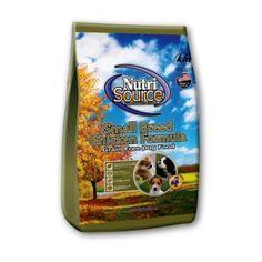 Nutrisource Grain Free Small Dog Chicken (5LB)