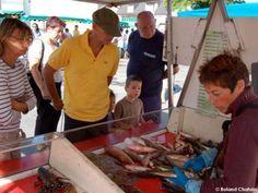 Pays Bigouden, Cap Sizun, Pays de Douarnenez : Les marchés