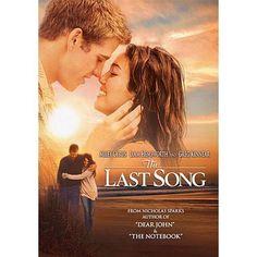 Ik heb deze foto gekozen omdat de film The last song mijn lievelingsfilm is ik heb op het einde gehuild omdat het zo'n mooi einde heeft.