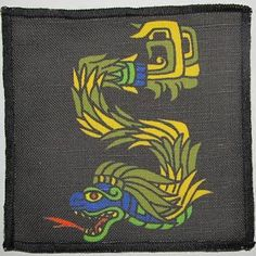 snake iron on patch - Google Search