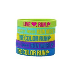 Happy bracelets for the #Happiest5K