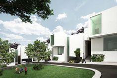 Conjunto Residencial Lomas Verdes - Living