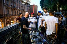 DJ della serata La Terrazza #bologna