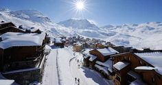 Vroeg op wintersport met de winterstarter in Val Thorens 2016