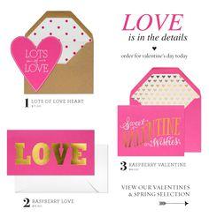 Valentine's Day | Sugar Paper Los Angeles
