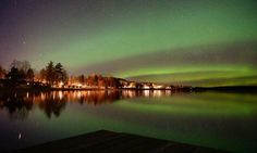 Seven stunning Northern Lights snaps from Sweden