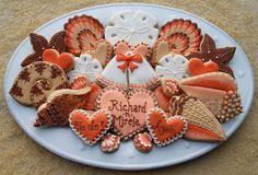 #fall colors #cookies