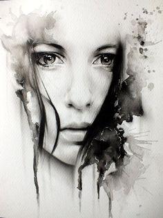Watercolor by gpreece