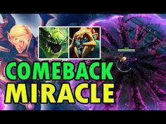 Amazing Comeback M-GOD Invoker [Dota 2]