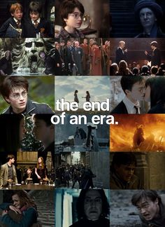 Harry,Hermione,Ron,Fred,George,Sirius,Lily, James,Neville,Luna,Cedric,Molly,Arthur,Percy, Bill,Charlie,Cho,Draco,Tonks,Dobby,Fleur,Hagrid,Dumbledore,McGonagall,Snape.... And everyone else- you will be in my heart forever....