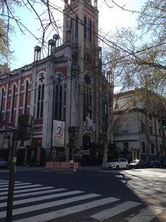 Basilica San Carlos y Maria Auxiliadora Almagro Bs As