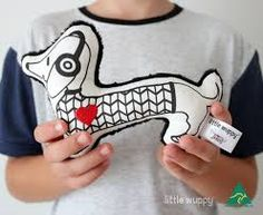 The little wuppy® is a sausage dog worry puppy designed as an aid to help ease children's worries and to comfort them.  Children can talk to the little wuppy®, hold it in their hand, pop it in their pocket, bag or pencil case, place it under their pillow, keep it in a special place in their room, or use it in any way their imagination takes them.  Kids Anxiety Aids   Children's Gifts