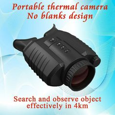 (detection distance 2km) LOT-PTC2000 Portable infrared thermal imaging camera prices