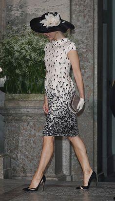 Beautiful Dresses, Nice Dresses, Summer Dresses, Denmark Fashion, Princess Marie Of Denmark, Estilo Real, Elegantes Outfit, Glamour, Crown Princess Mary