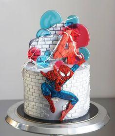 Superman Cakes, Cake Story, Movie Cakes, Baby Birthday Cakes, Superhero Cake, Specialty Cakes, Novelty Cakes, Pastry Cake, Buttercream Cake