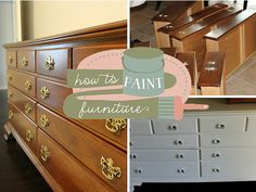 DIY: Painting Furniture